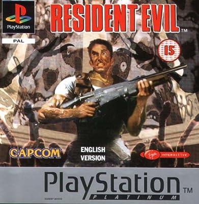 Resident Evil - Platinum (PS) [PlayStation]: Amazon.es: Videojuegos