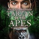 Tarzan of the Apes Hörbuch von Edgar Rice Burroughs Gesprochen von: David Stifel