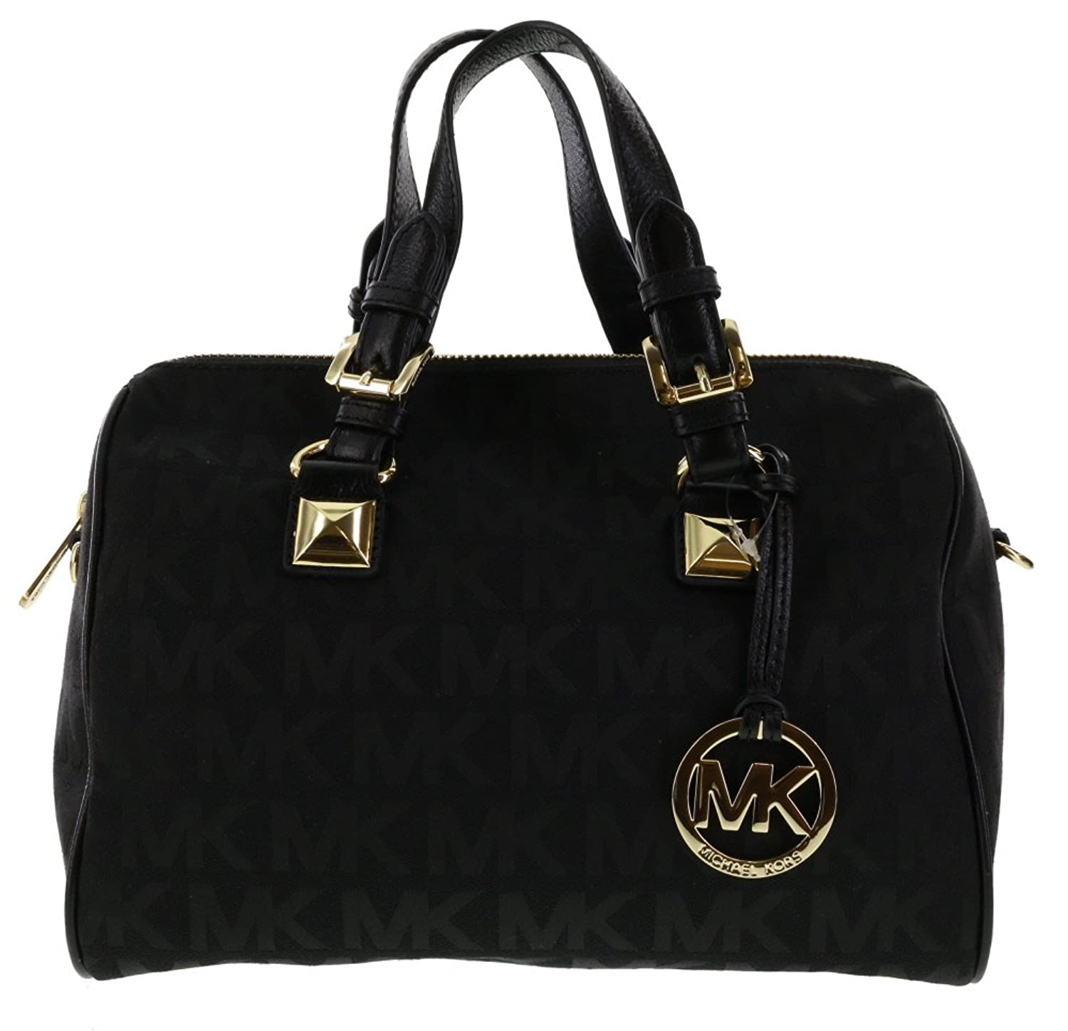 michael kors zip satchel grayson sequin embroidered gelb tasche fake. Black Bedroom Furniture Sets. Home Design Ideas