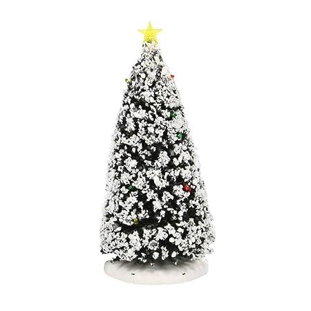 Lemax Christmas - Lighted Christmas Tree Medium Battery Operated (4.5V)  (14389) - Lemax Christmas - Lighted Christmas Tree Medium Battery Operated