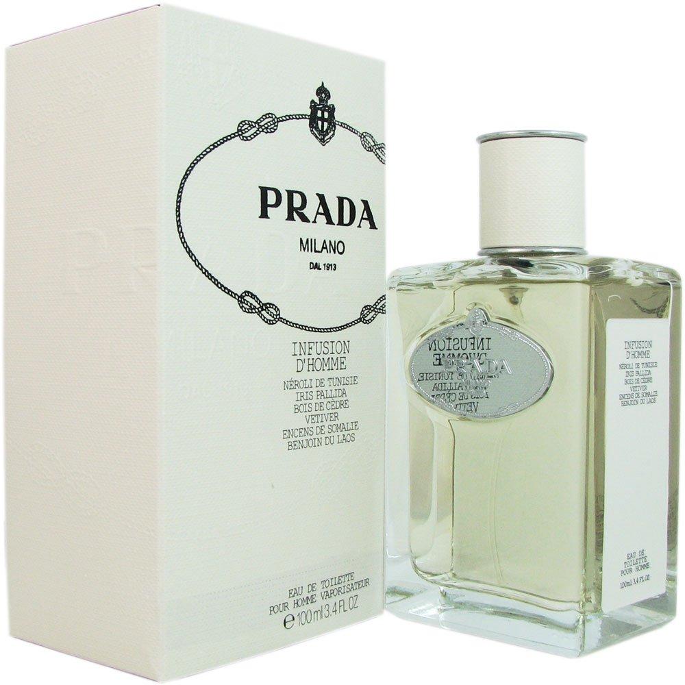 jó textúra új érkezik eladás Buy Prada Milano Infusion D'homme Eau de Toilette Spray Online at ...