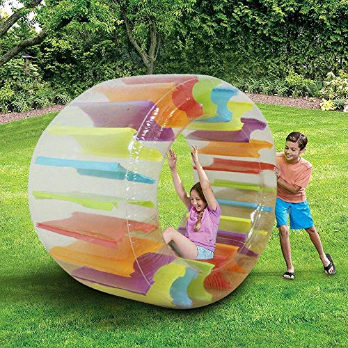Juweishangmao Inflatable Pool Water Floating Ride Ball Kids Toys for Summer Beach Themed Party by Juweishangmao (Image #4)