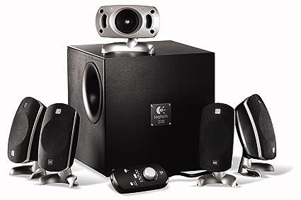 44a1d711cce Amazon.com: Logitech Z-5300e THX-Certified 280-Watt 5.1 Surround ...