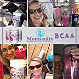 Natural-BCAA-Powder-Great-Tasting-Fruit-Punch-Flavor-40-Servings-Sweetened-with-Stevia-Erythritol-and-Monk-Fruit-Made-by-Women-For-Women-Free-Recipe-Guide-Included