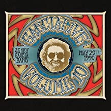 Jerry Garcia Band - 'GraciaLive Volume Ten: May 20th, 1990 Hilo Civic Auditorium'