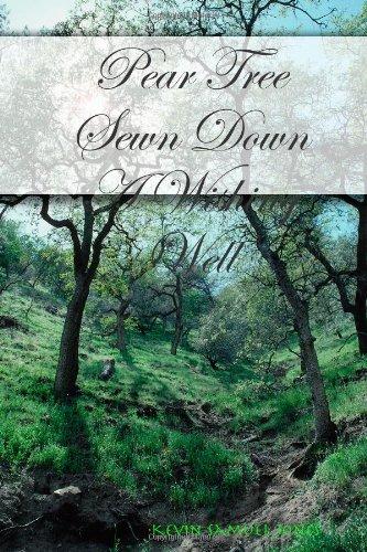 - Pear Tree Sewn Down A Wishing Well