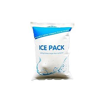 5pcs reutilizable inyectar agua Cool bolsa de hielo paquete ...