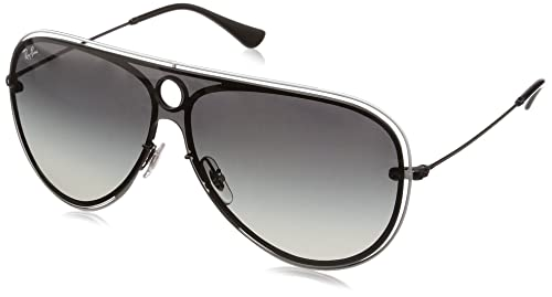 Amazon.com: Ray-Ban 0rb3605 N Aviator anteojos de sol, Negro ...