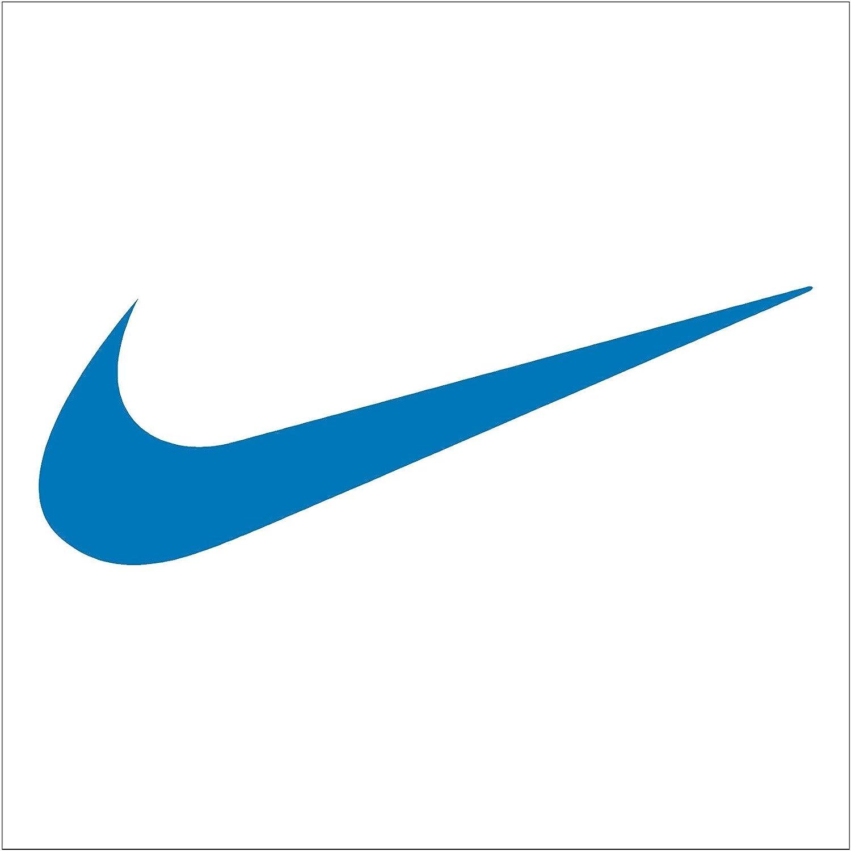 Amazon.com: Nike Swoosh Logo Vinyl Sticker Decal (9