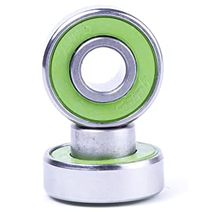 Zealous Bearings for Skateboards and Longboards
