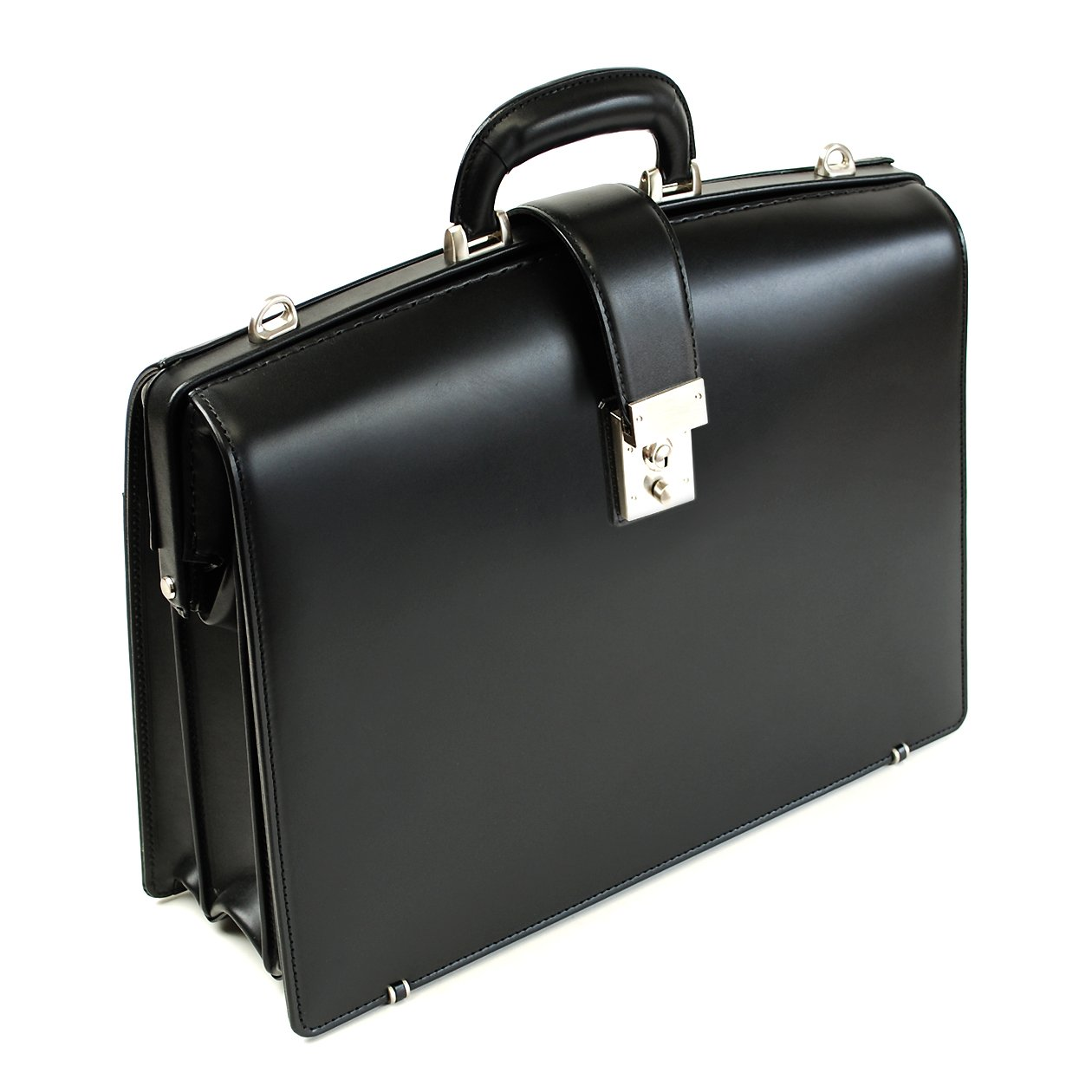 LuggageAOKI1894 (青木鞄) Genius ジーニアス:A4サイズ 2way ダレスバッグ[AK-2558] (ブラック) B00BP2MIU2