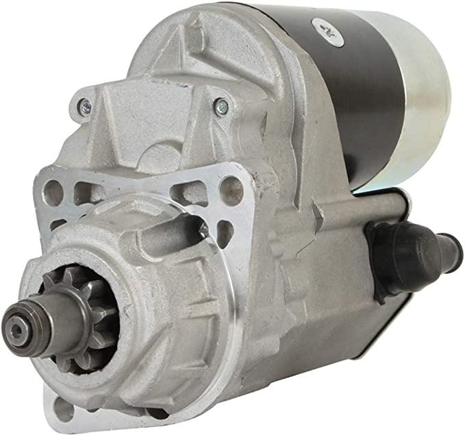 New Starter replaces 228000-5210 6665654 228000-5211 BF4M1011 XUD9 Sprayers