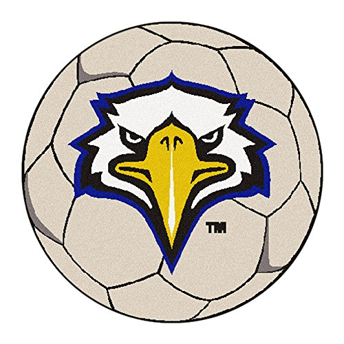 University Round Soccer Mat - 1