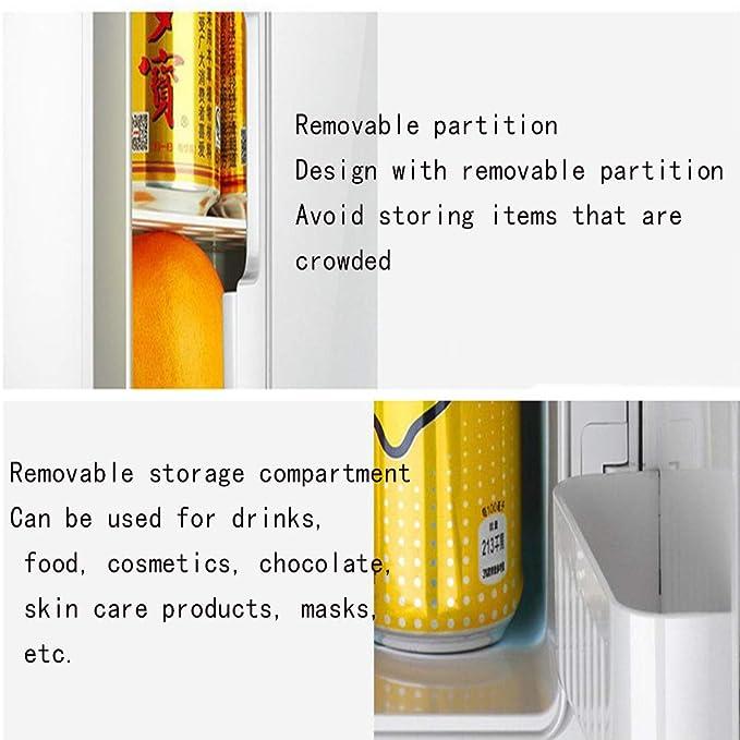 Flashing Refrigerador del Coche TamañO PequeñO Gran Capacidad ...