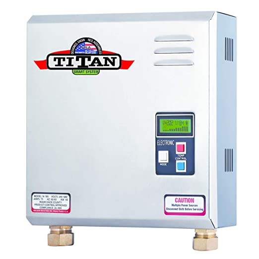 Amazon.com: SCR4 N-180 Titan calentador calentador de agua ...