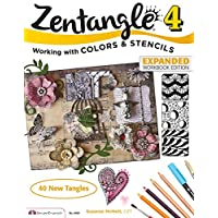 Zentangle 4, Expanded Workbook Edition