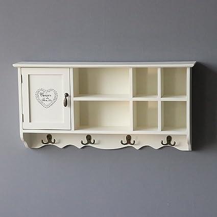 Prime Amazon Com Bgcg Solid Wood Single Door Heart Shaped Download Free Architecture Designs Scobabritishbridgeorg