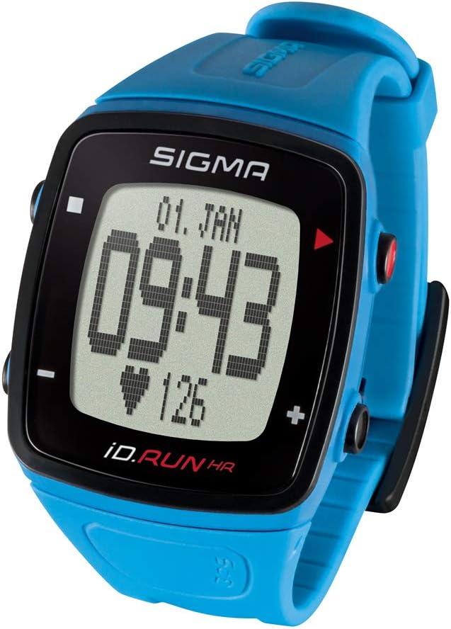 Sigma - Reloj PULSOMETRO ID.Run HR Celeste Hombre