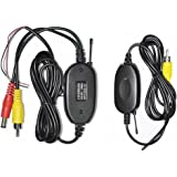 ZettaGuard 2.4g Wireless Color Video Transmitter and Receiver for the Vehicle Backup Camera/ Front Car Camera