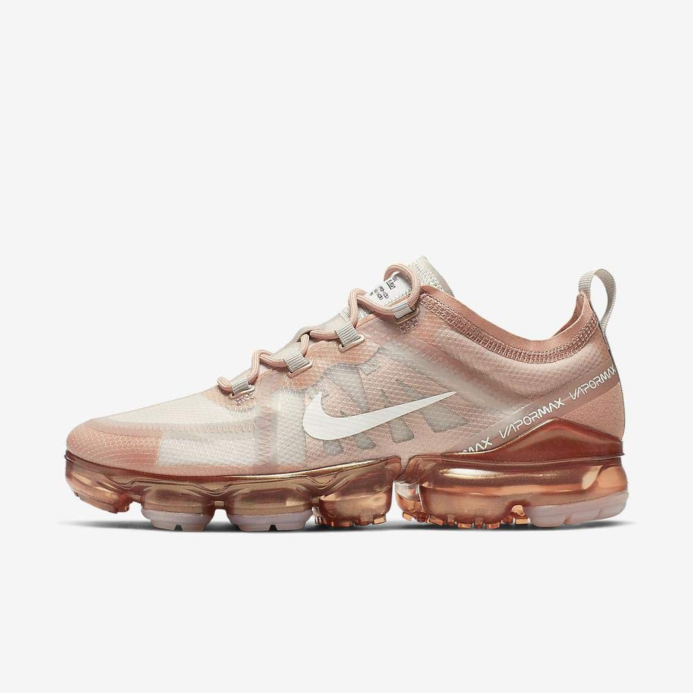 MultiCouleure (Rose or Summit blanc Moon Particle 000) Nike WMNS Air Vapormax 2019, Chaussures d'Athlétisme Femme 37.5 EU