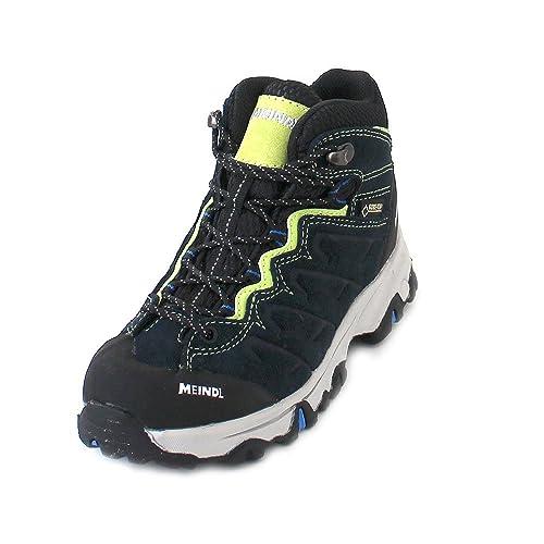 3b3b7efa9e3f Meindl Unisex Kids  Wanderschuh Minnesota Junior GTX High Rise Hiking Shoes