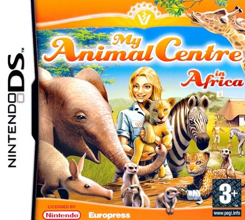 - My Animal Centre in Africa (Nintendo-DS) My Animal Center in Africa