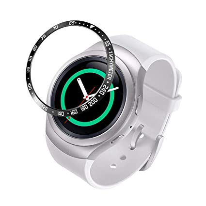 Amazon.com : Sodoop Bezel Ring for Samsung Watch Gear S2 ...