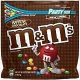 M & M ' s 牛奶巧克力糖果派对尺码1,190.7gram BAG