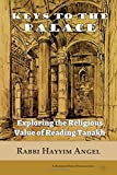 Keys to the Palace: Exploring the Religious Value of Reading Tanakh