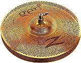 """Zildjian Gen16 Buffed Bronze 14"""" Hi Hat Cymbal Pair"""