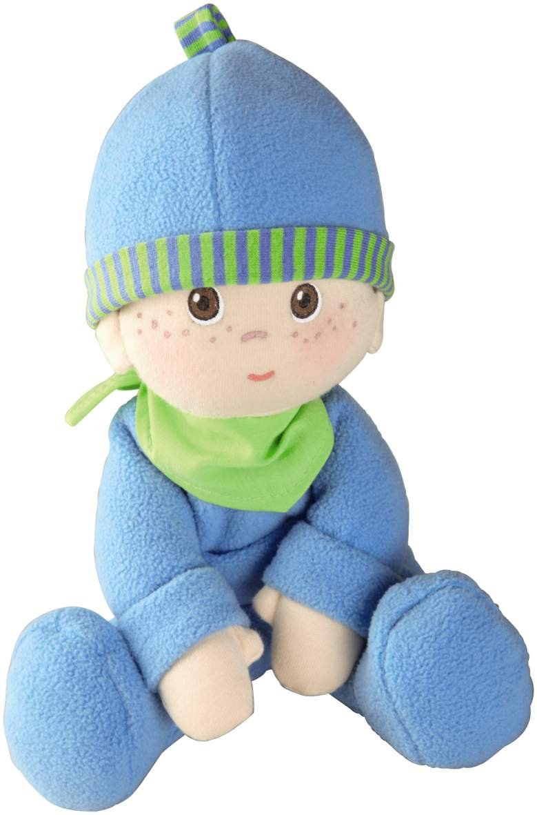 Amazon Com Baby Boy Doll Blue Baby