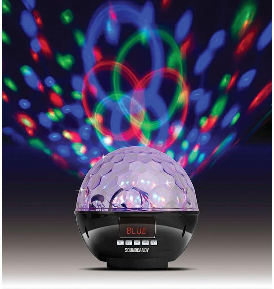 SoundCandy SC3002BKB-BT Rave Ball Speaker
