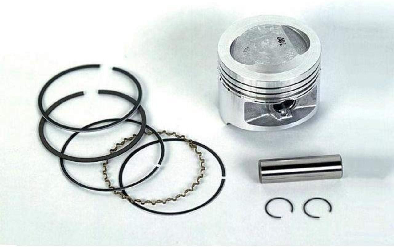 Shindy Piston Ring Set Fits Suzuki