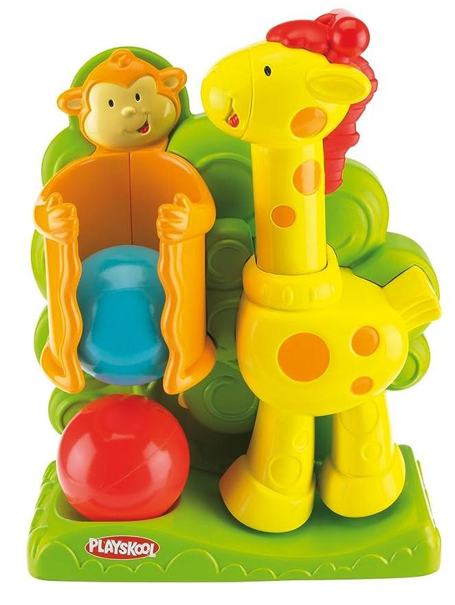 Hasbro Playskool - Jirafa pataditas 37384148: Amazon.es: Juguetes ...