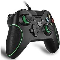 JINQII Consoles com fio para Xbox One Controller Gamepads para Xbox One Compatível com Xbox One/S/X/PC Windows 7/8/10…