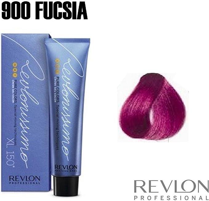 Revlon Revlonissimo Nmt Pure Colors, Tinte 900-60 ml: Amazon ...