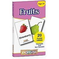 Zigyasaw Fruits Flash Cards