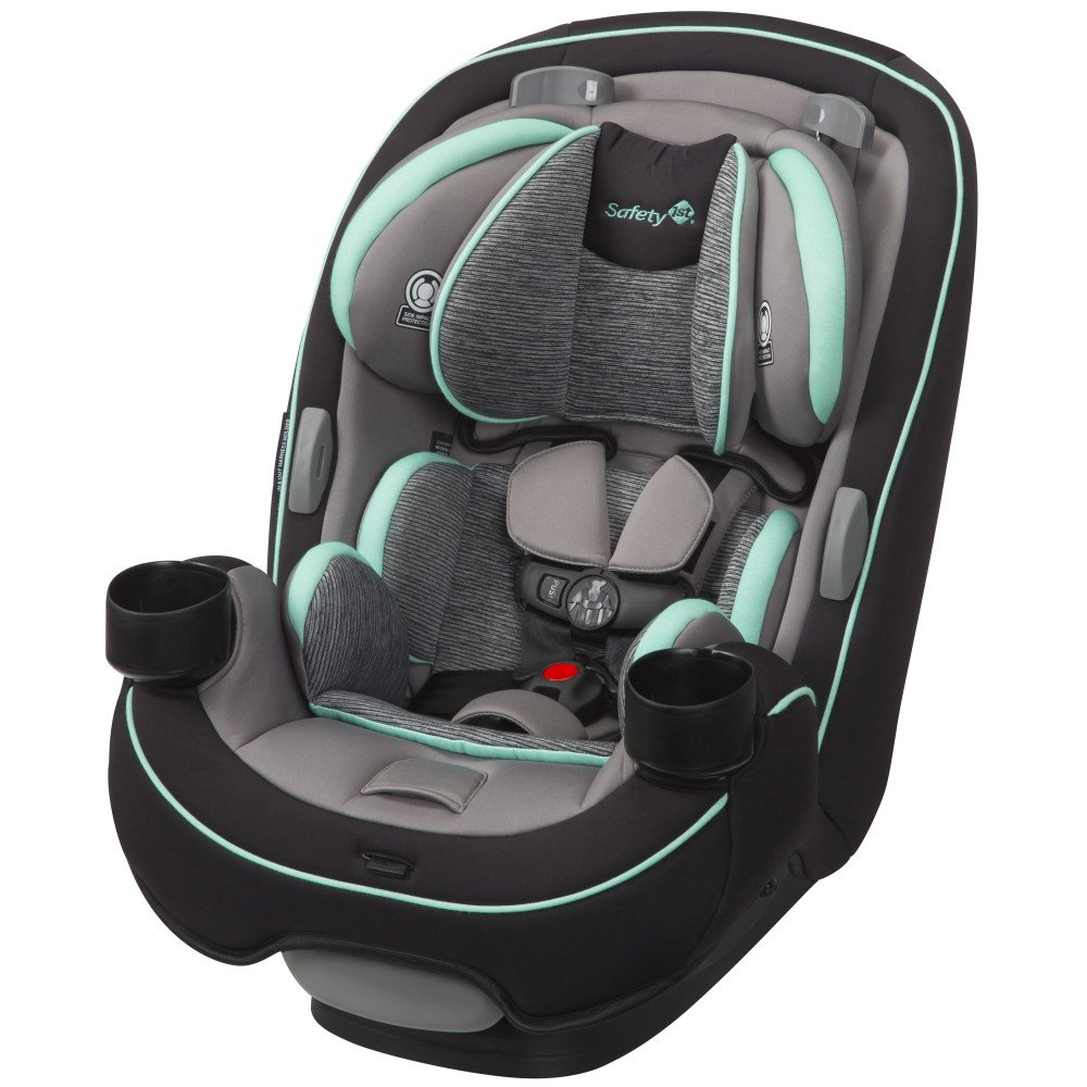 Safety 1st Safety 1ˢᵗ Grow and Go 3-in-1 Convertible Car Seat, Port Royal Dorel Juvenile Group-CA CC138DDM