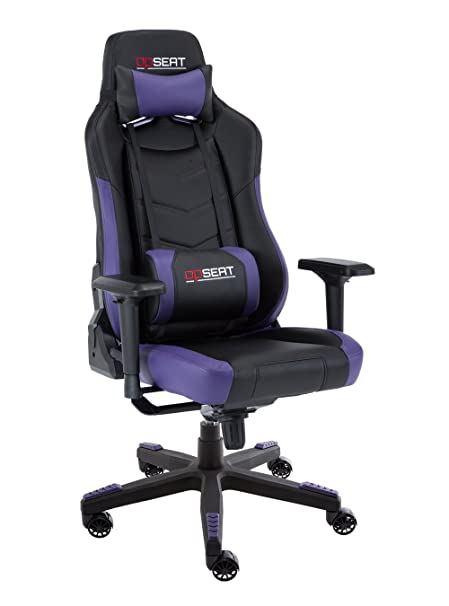 Attrayant OPSEAT Grandmaster Series 2018 Computer Gaming Chair Racing Seat PC Gaming  Desk Chair   Purple