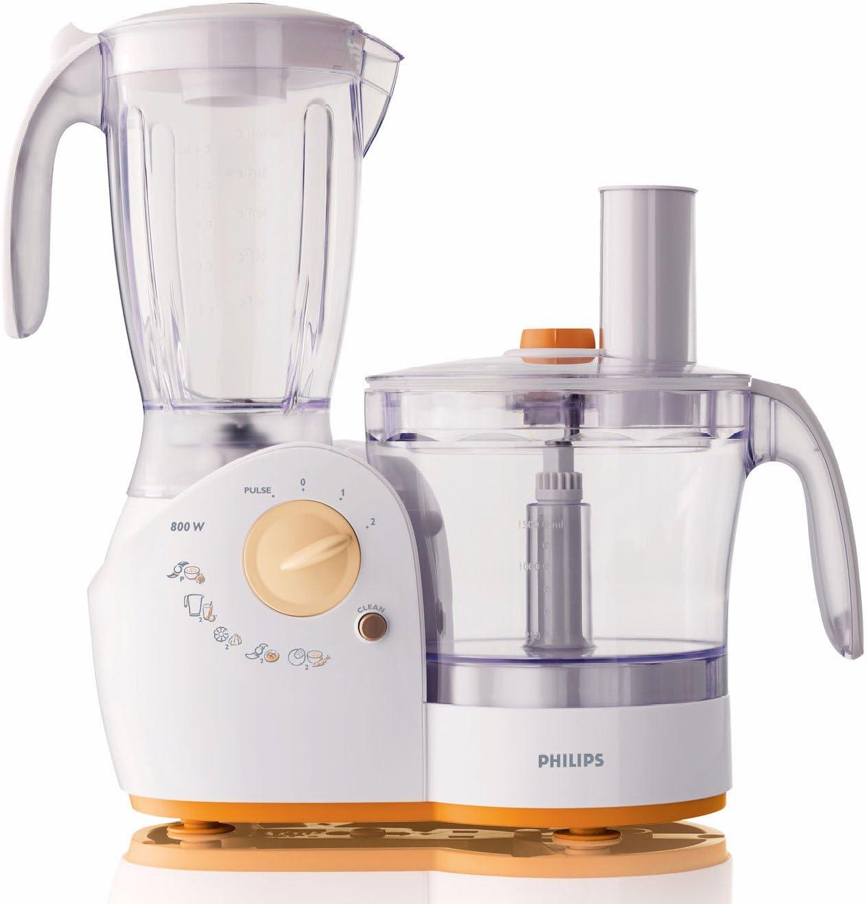 Philips HR7739 Robot de cocina, 50-60 Hz, 220-240 V - Robot de cocina: Amazon.es: Hogar