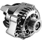 Tuff Stuff 8242NA Chrome Alternator for GM