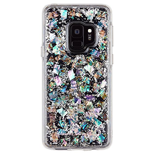the latest 66e42 c964d Case-Mate - Samsung Galaxy S9 Case - KARAT - Real Mother of Pearl - Slim  Protective Design - Mother of Pearl