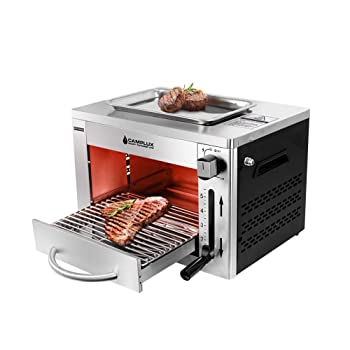 Camplux Propane Infrared Grill