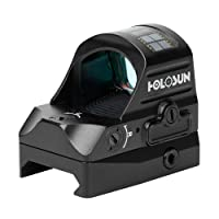 Holosun HE507C-GR-V2 Multi-Reticle 2 MOA and 32 MOA Circle Parallax Free Pistol...