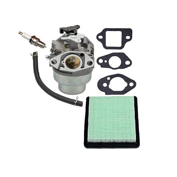 Segadora de accesorios Carburador Filtro de aire de ...