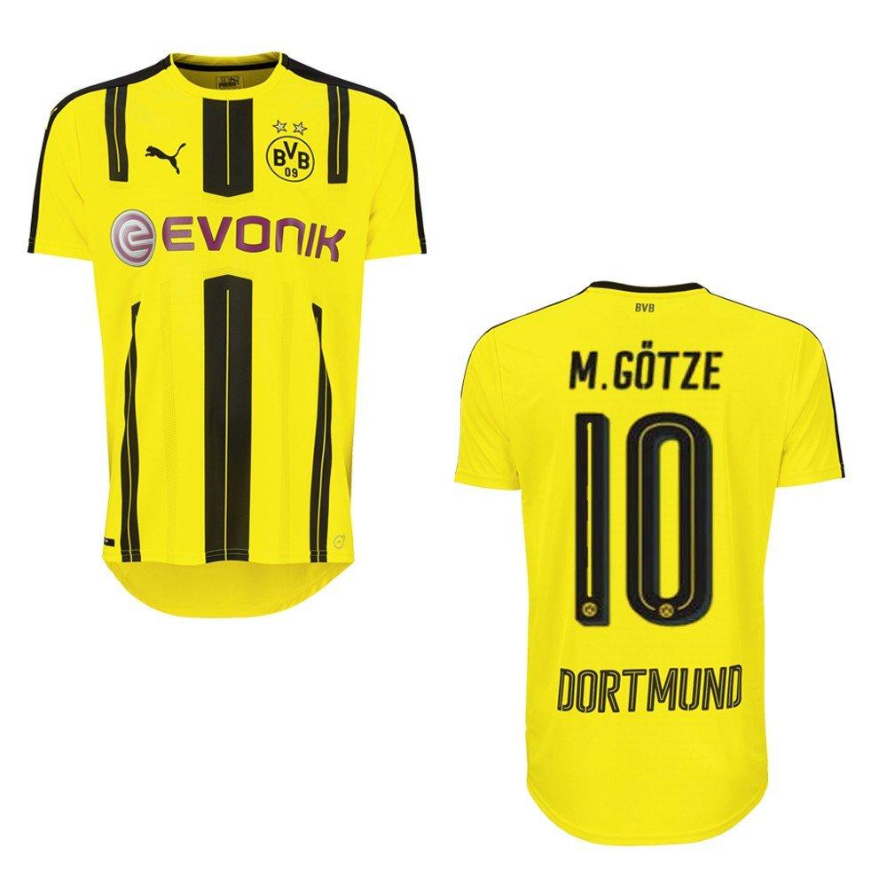 Trikot Borussia Dortmund 2016-2017 Home - Götze 10