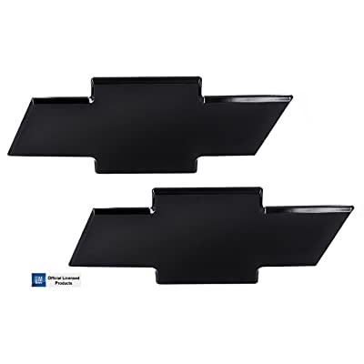 All Sales 96108K Bowtie for Chevy, Pair: Automotive