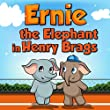 Children's Book:Ernie the Elephant in Henry Brags (funny bedtime story collection Book 3)