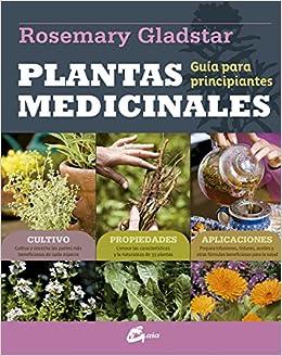 Plantas medicinales. Guía para principiantes Salud natural: Amazon.es: Gladstar, Rosemary, González Villegas, Blanca: Libros