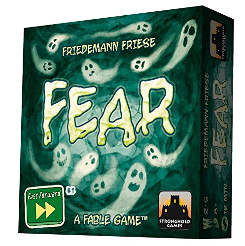 Stronghold Games Fear (Fast Forward Series #1) Board Games (Fast Card Games)